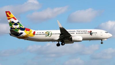 VP-CNG - Boeing 737-86Q - Cayman Airways