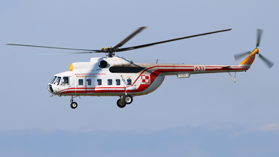 631 - Mil Mi-8PS Hip - Poland - Air Force