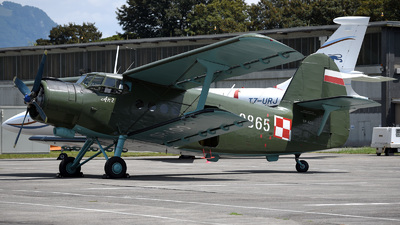 SP-AOO - PZL-Mielec An-2T - Private