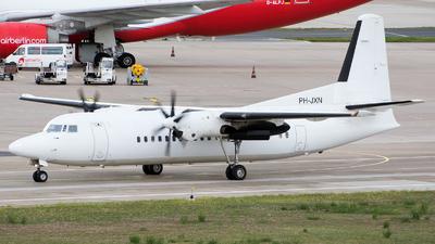 PH-JXN - Fokker 50 - Denim Air