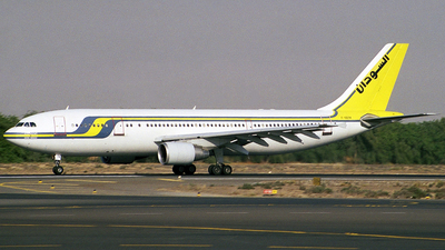 F-ODTK - Airbus A300B4-620 - Sudan Airways