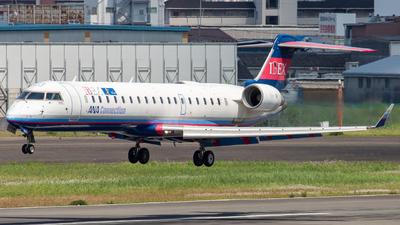 A picture of JA09RJ - Mitsubishi CRJ702ER - Ibex Airlines - © Tokubee