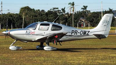 PR-OMZ - Cirrus SR22-GTS G3 Turbo - FlyUni