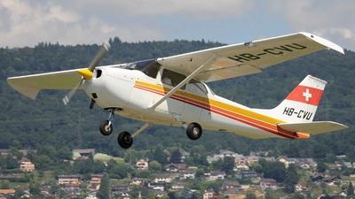 HB-CVU - Reims-Cessna F172K Skyhawk - Private