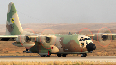106 - Lockheed C-130H Karnaf - Israel - Air Force