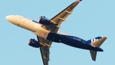 VT-WGK - Airbus A320-271N - Go Air