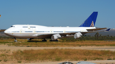 N122UA - Boeing 747-422 - Untitled