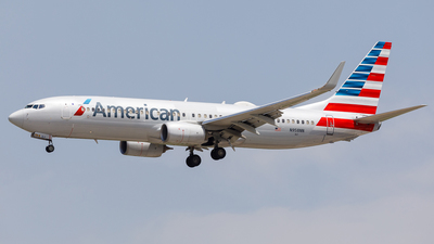 A picture of N958NN - Boeing 737823 - American Airlines - © Martin Pinnau