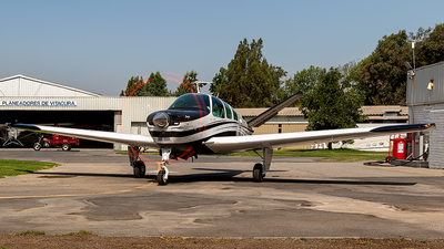 CC-PME - Beechcraft V35B Bonanza - Private