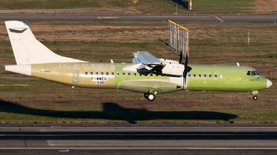 A picture of FWWEG - ATR 72600 - [] - © DN280