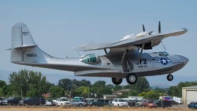 N85U - Consolidated PBY-6A Catalina - Untitled