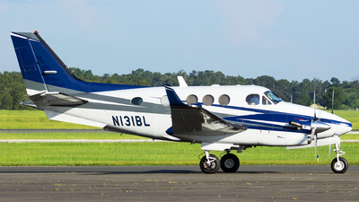 N131BL - Beechcraft C90A King Air - Private