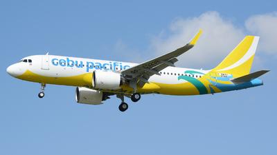 F-WWBI - Airbus A320-271N - Cebu Pacific Air