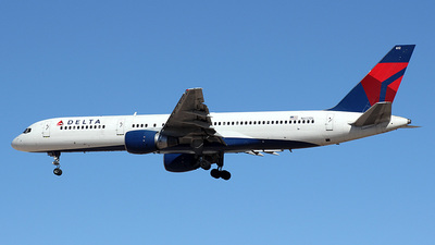 N612DL - Boeing 757-232 - Delta Air Lines