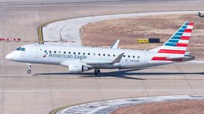 N222NS - Embraer 170-200LR - American Eagle (Envoy Air)