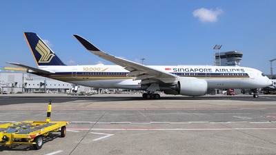 A picture of 9VSMF - Airbus A350941 - Singapore Airlines - © Alexander Mohl