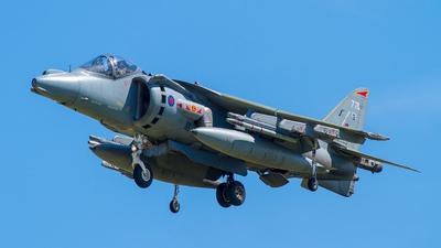 ZG506 - British Aerospace Harrier GR.9 - United Kingdom - Royal Air Force (RAF)