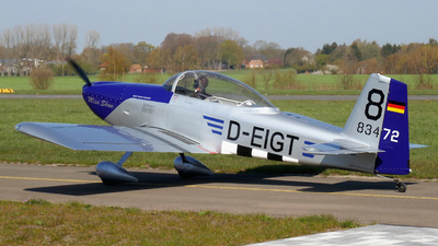D-EIGT - Vans RV-8 - Private