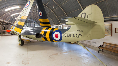 WV826 - Hawker Sea Hawk FGA.6 - United Kingdom - Royal Navy