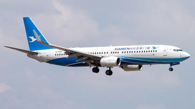 B-7559 - Boeing 737-85C - Xiamen Airlines