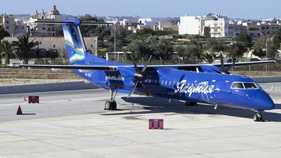 VP-BOS - Bombardier Dash 8-Q402 - Yakutia Airlines