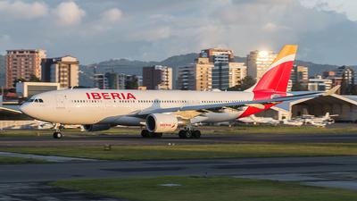 EC-MNK - Airbus A330-202 - Iberia