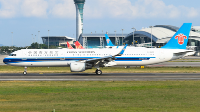 B-8639 - Airbus A321-211 - China Southern Airlines