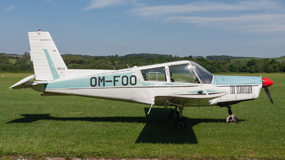 OM-FOO - Zlin 43 - Aero Club - Slovak Republic