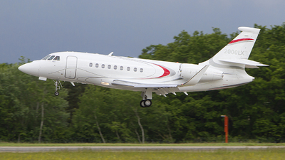F-HNOA - Dassault Falcon 2000 - Dassault Aviation