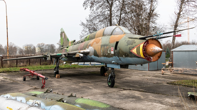 8104 - Sukhoi Su-22M4 Fitter K - Poland - Air Force