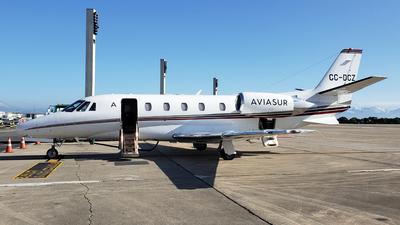 CC-DCZ - Cessna 560XL Citation Excel - Aviasur