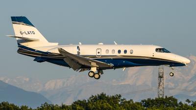 G-LATO - Cessna Citation Latitude - Private