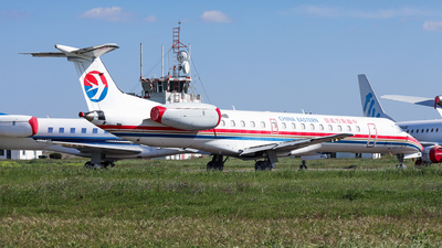 2-TGHB - Embraer ERJ-145LR - China Eastern Airlines