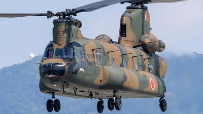 52953 - Kawasaki CH-47J Chinook - Japan - Ground Self Defence Force (JGSDF)