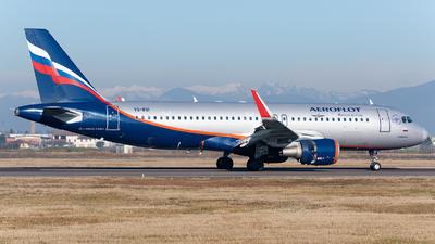 A picture of VQBSI - Airbus A320214 - Aeroflot - © Varani Ennio