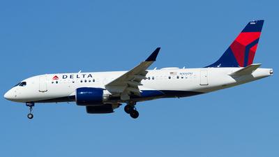 N106DU - Airbus A220-100 - Delta Air Lines