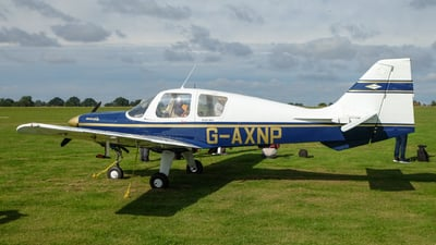 G-AXNP - Beagle B121 Pup - Private