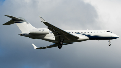 9H-TNF - Bombardier BD-700-1A10 Global 6000 - Albinati Aviation