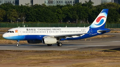 B-9977 - Airbus A320-232 - Chongqing Airlines