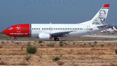 LN-KKO - Boeing 737-3Y0 - Norwegian