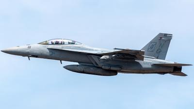 166981 - Boeing F/A-18F Super Hornet - United States - US Navy (USN)