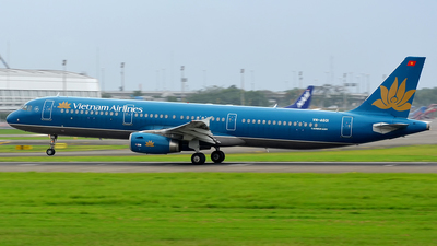 VN-A601 - Airbus A321-231 - Vietnam Airlines