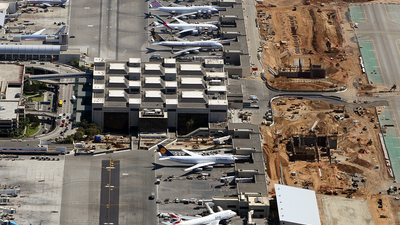 KLAX - Airport - Airport Overview