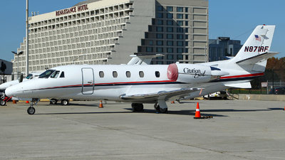 N871RF - Cessna 560XL Citation Excel - Private