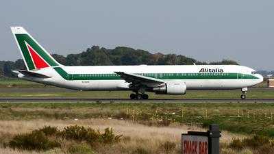 EI-DDW - Boeing 767-3S1(ER) - Alitalia