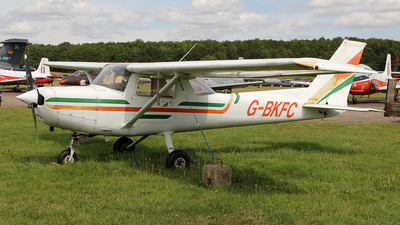 A picture of GBKFC - Cessna F152 - [1443] - © Ian Howat