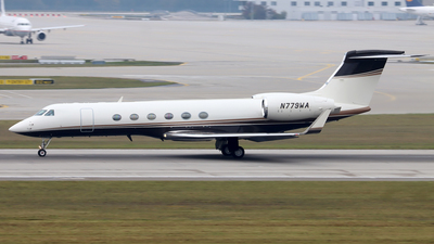 N779WA - Gulfstream G-V - Private