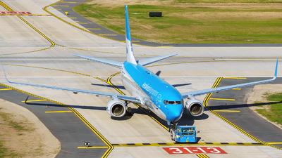 A picture of LVGKS - Boeing 737887 - Aerolineas Argentinas - © Fernando Ariel Torre