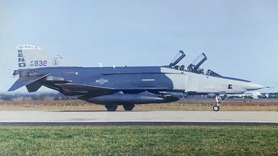 65-0932 - McDonnell Douglas RF-4C Phantom II - United States - US Air Force (USAF)