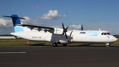 EI-SLV - ATR 72-202(F) - ASL Airlines